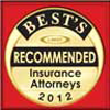 BEST's Recommemded Insurance Attorneys